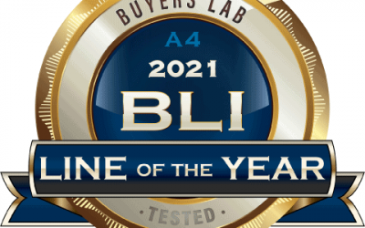 Canon Earns BLI 2021 A4 Line of the Year Award From Keypoint Intelligence