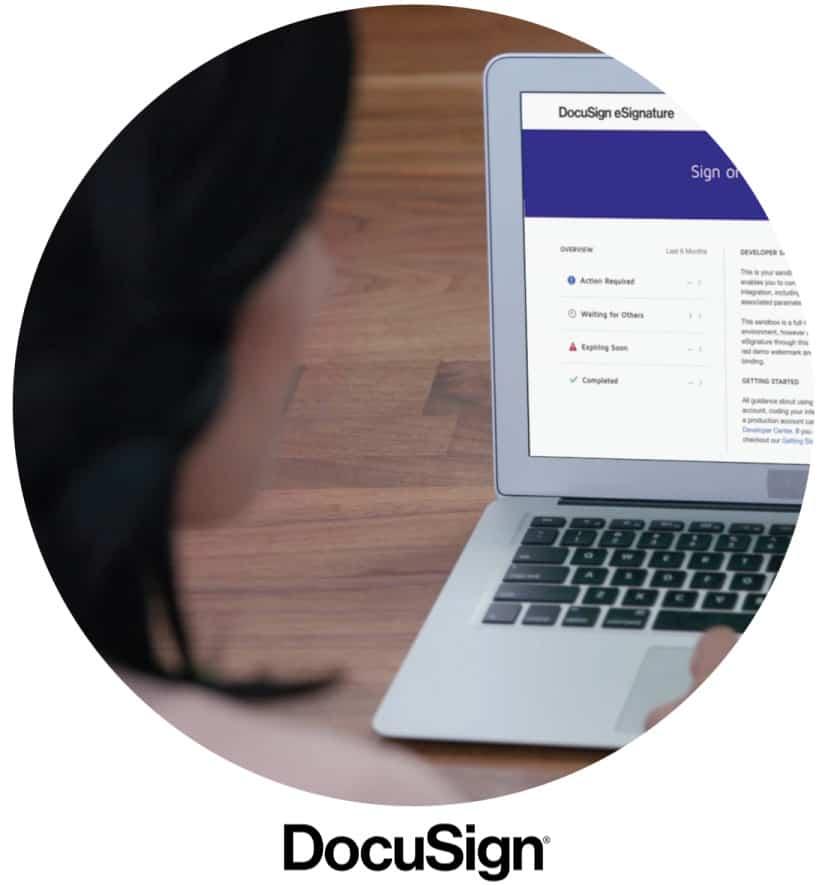 DocuSign eSignature