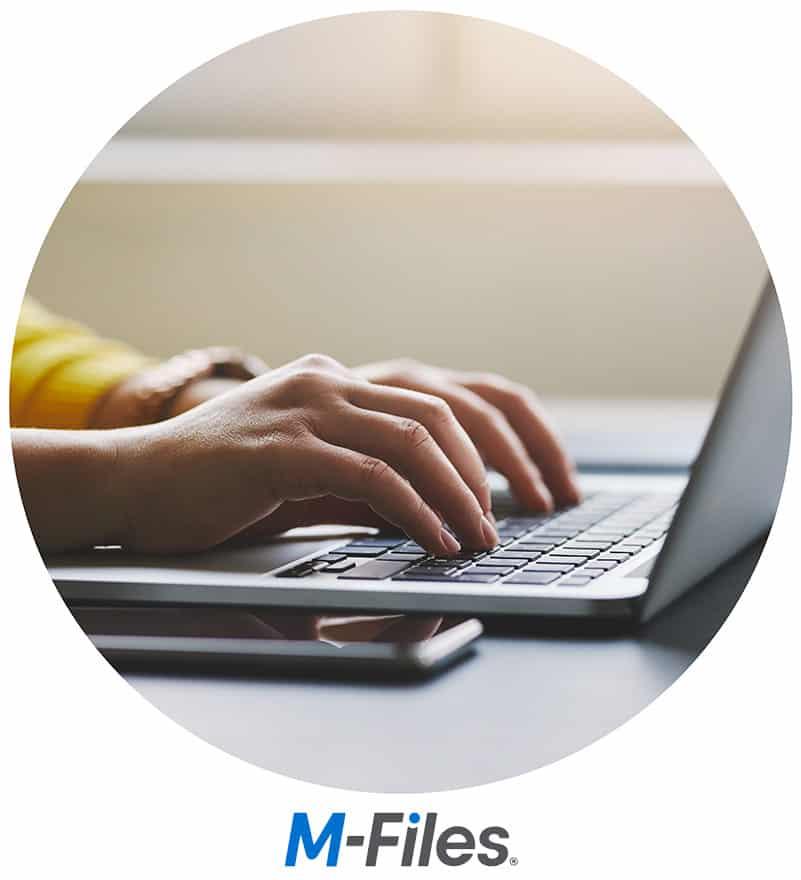 M-Files Information Management