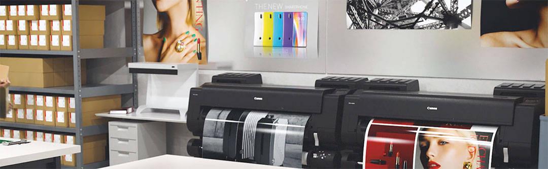 Canon Graphics Printers