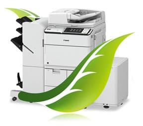 Environmentally Responsible Printing